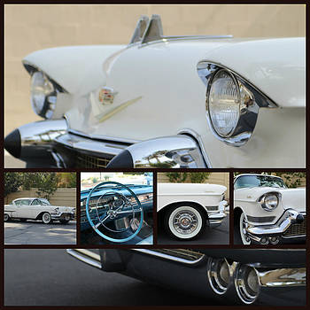 1957 Cadillac Coupe by Kip Krause