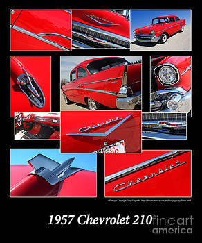 Gary Gingrich Galleries - 1957 Chevy 210