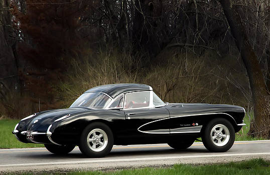 Randall Branham - 1957 Corvette Young Man