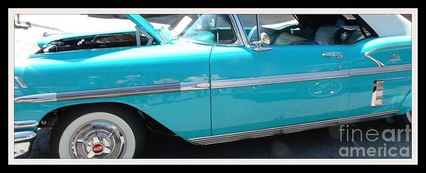 Gail Matthews - 1958 Chevy Impala