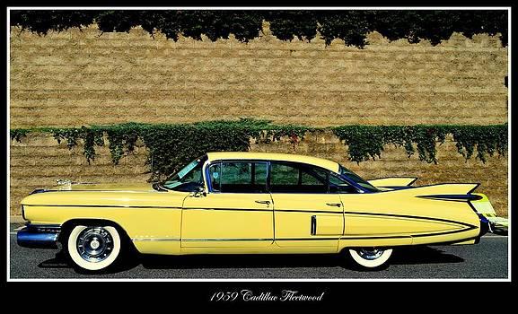 1959 Cadillac Fleetwood by Don Struke