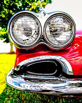 onyonet  photo studios - 1959 Corvette Stingray Restoratiion