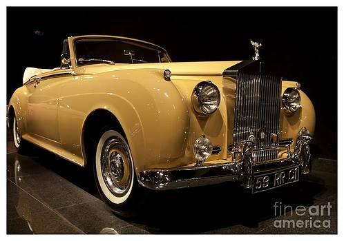 1959 Rolls Royce Drophead by CSlater