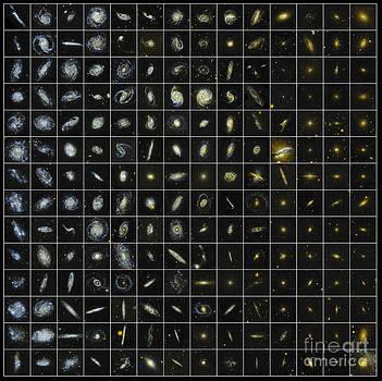 Science Source - 196 Galaxies