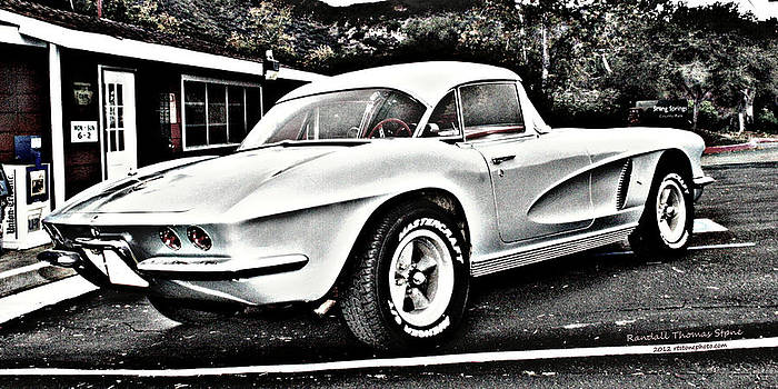 Randall Thomas Stone - 1962 Corvette
