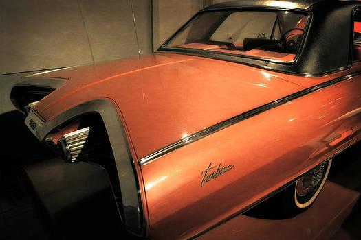 Michelle Calkins - 1963 Chrysler Turbine