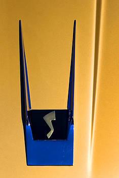 Carol Leigh - 1963 Studebaker Avanti Emblem