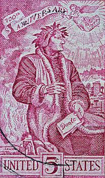 Bill Owen - 1965 Dante Anniversary Stamp