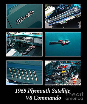 Gary Gingrich Galleries - 1965 Plymouth Satellite