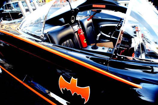 Cindy Nunn - 1966 Batmobile 10