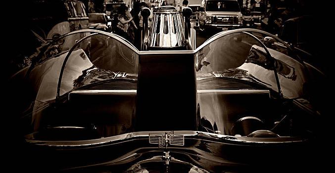 Cindy Nunn - 1966 Batmobile 14