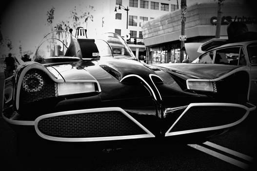 Cindy Nunn - 1966 Batmobile 15