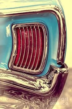 1966 Pontiac Tempest Taillight by Henry Kowalski