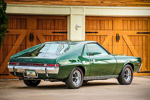 1969 AMC AMX -0100c by Jill Reger