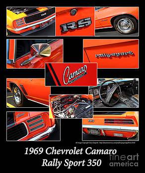 Gary Gingrich Galleries - 1969 Chevrolet Camaro RS-Orange