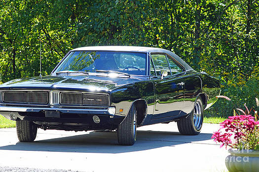 1969 Dodge Charger by Tabatha Knox
