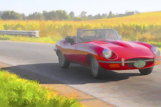 Jack R Perry - 1969 Jaguar XKE Convertible
