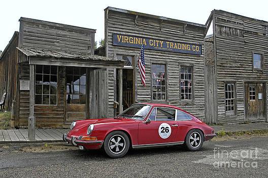 1969 Porsche 911 S by Howard Koby
