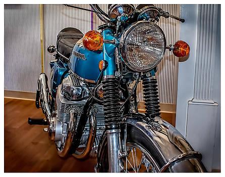 1970 Honda CB 750 by Steve Benefiel
