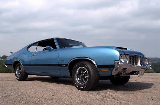Tim McCullough - 1970 Oldsmobile Cutlass W31