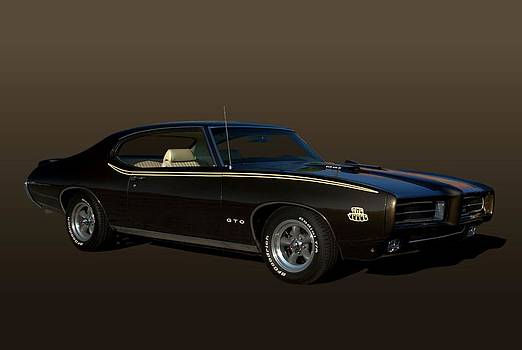 Tim McCullough - 1970 Pontiac GTO The Judge