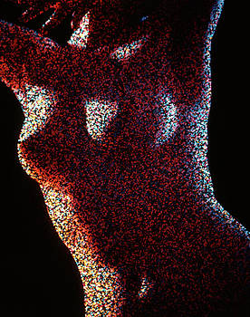 1970s Special Effect Anonymous Nude by Vintage Images