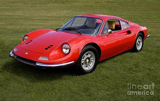 1971 Ferrari Dino by Howard Koby