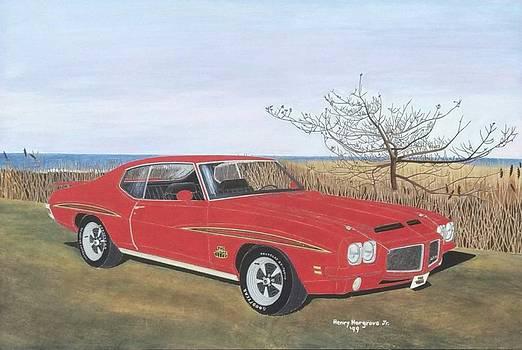1971 Pontiac GTO Judge by Henry Hargrove