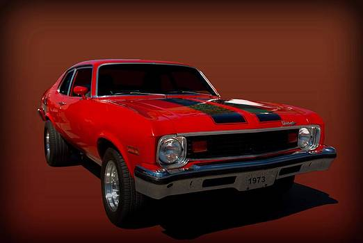 Tim McCullough - 1973 Chevrolet Nova