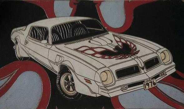 1976 Pontiac Trans Am by Henry Hargrove