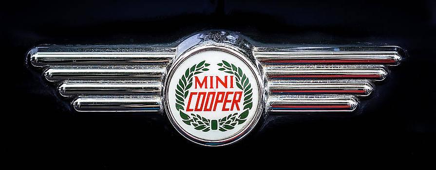 Ronda Broatch - 1982 Austin Mini Cooper Badge