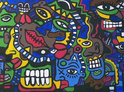 1st And 4most by Kamoni Khem