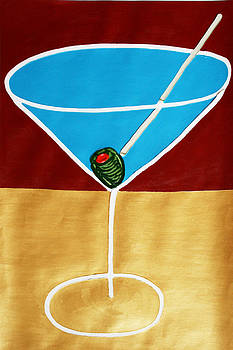 1st Martini by Matthew Brzostoski