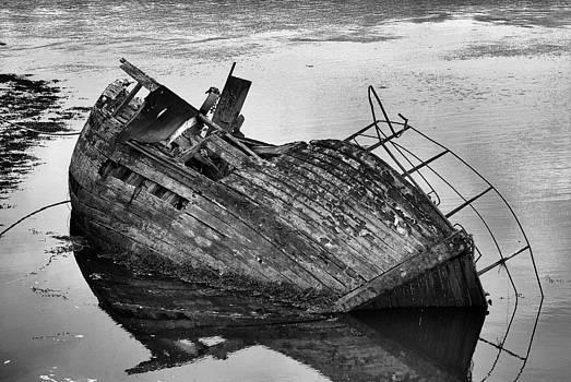 Shipwreck by M S B