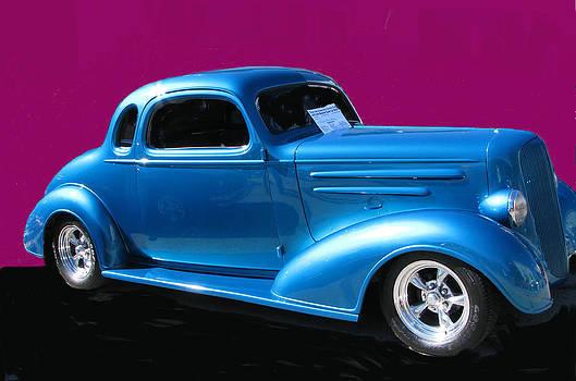 1936 Oldsmobile by Victoria Sheldon