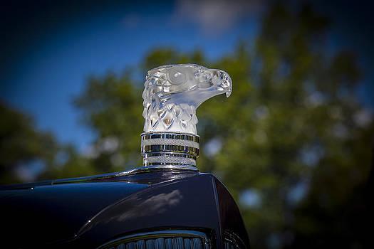 Jack R Perry - 1938 Packard