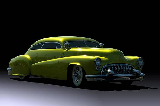 Tim McCullough - 1947 Buick Custom Low Rider