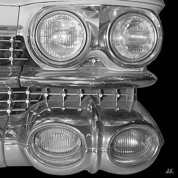 1959 Cadillac by Andrea Kelley