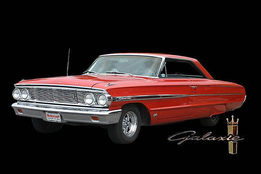 Jack Pumphrey - 1964 Ford Galaxie 500
