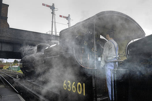 63601 at Loughborough UK by David Davies