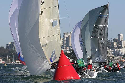 Steven Lapkin - Action Sailing