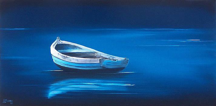 Adrift by David Fedeli
