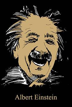 ARTIST SINGH - Albert Einstein