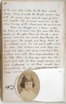 Alice's Adventures Under Ground by British Library