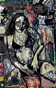 Alienation by Noredin Morgan