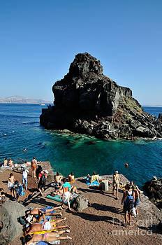George Atsametakis - Ammoudi beach