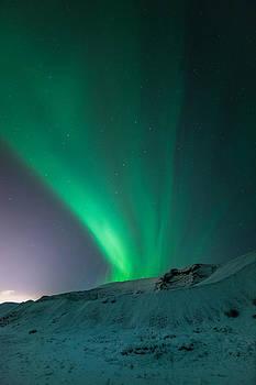 Aurora Borealis by Arnar B Gudjonsson