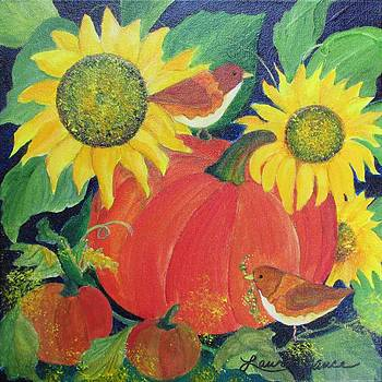 Autumn Song by Laura Nance