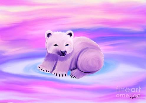 Nick Gustafson - Baby Polar Bear