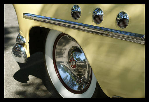 Baby Yellow Buick by Joie Cameron-Brown